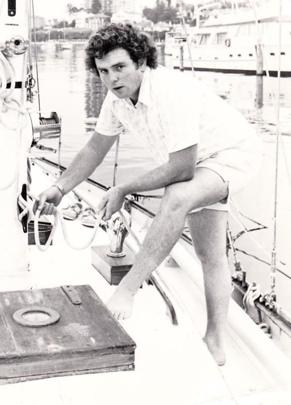 18 yrs old Tony Mowbray