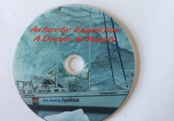 Antartic Journey A dream to Reality DVD