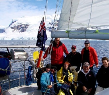 adventure sailing trip to antarctica 5