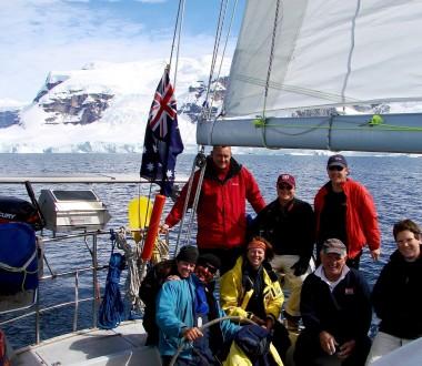 adventure sailing trip to antarctica 5